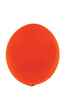 20 inch Reusable Red Vinyl Balloon