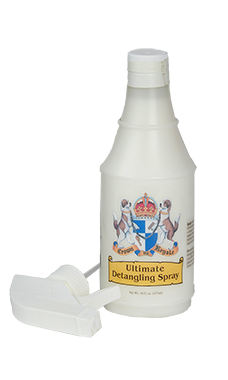 Crown Royale Ultimate Detangling Spray (16 oz. Ready to Use)