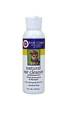 Miracle Care All Natural Ear Cleaner, 4 oz.