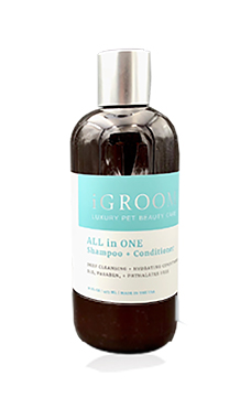 I Groom All-In-One Shampoo+Conditioner 16oz.