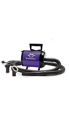 Metro Air Force Commander 2 Speed Dryer 4.0 HP - Purple