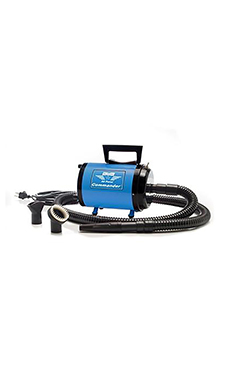 Metro Air Force Commander Variable Speed Dryer 1.17 HP - Blue