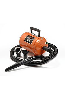 Metro Air Force Commander Variable Speed Dryer 1.17 HP - Orange