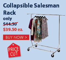 Salesman Racks