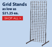 Wire Grid @ Slat Grid Panels