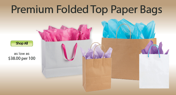 Paper Bags Wholesale – Paper Bags with Handles