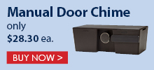 Manual Door Chime