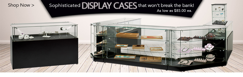 Display Cases that won't break the bank