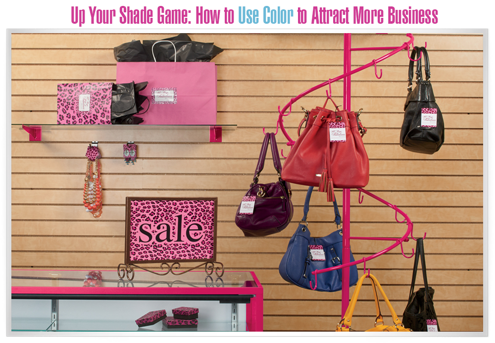 How to Use Color to Attract More Business
