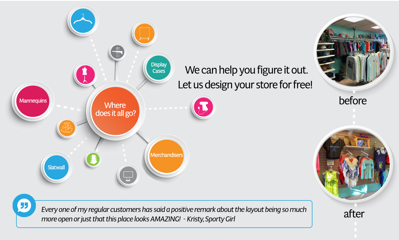 Free Design Service - We can help you