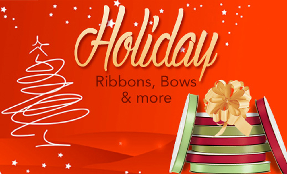 Holiday Ribbons and Bows