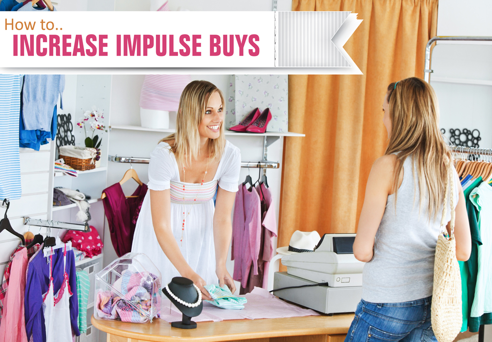 How to Increase Impulse Buys