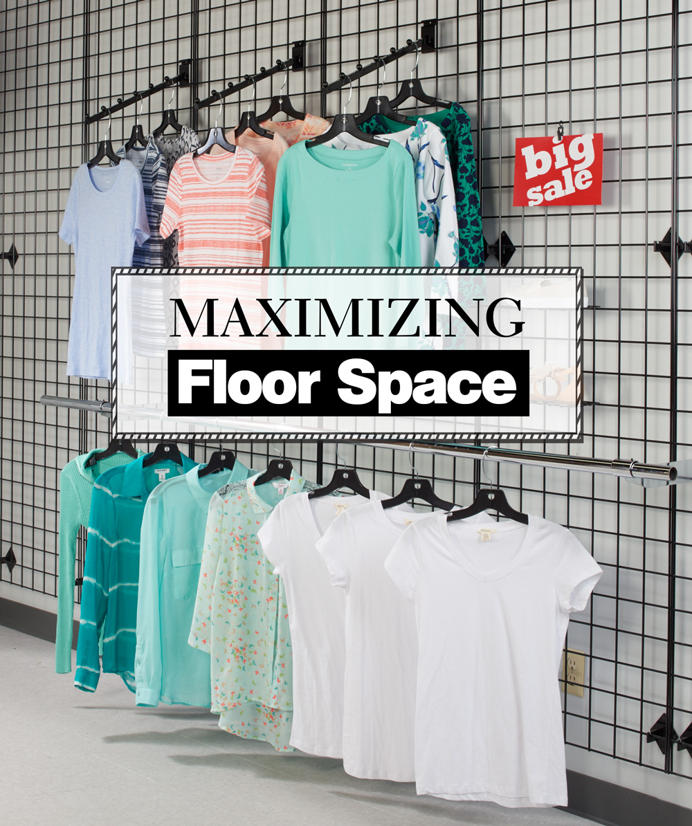 maximizing floor space