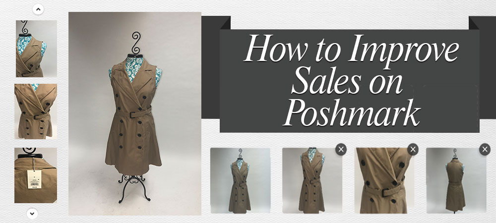 How to Improve Sales on Poshmark