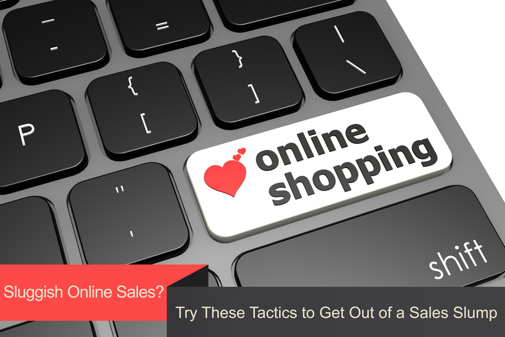 Boosting Sluggish Sales Online