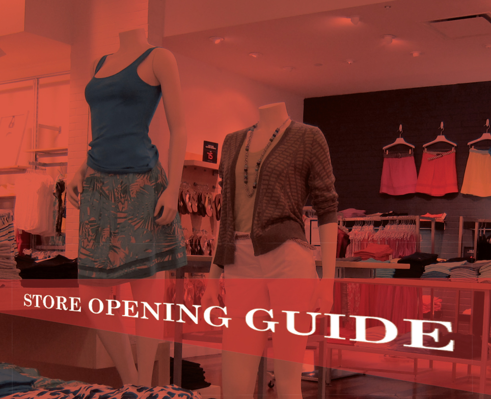Store Opening Guide