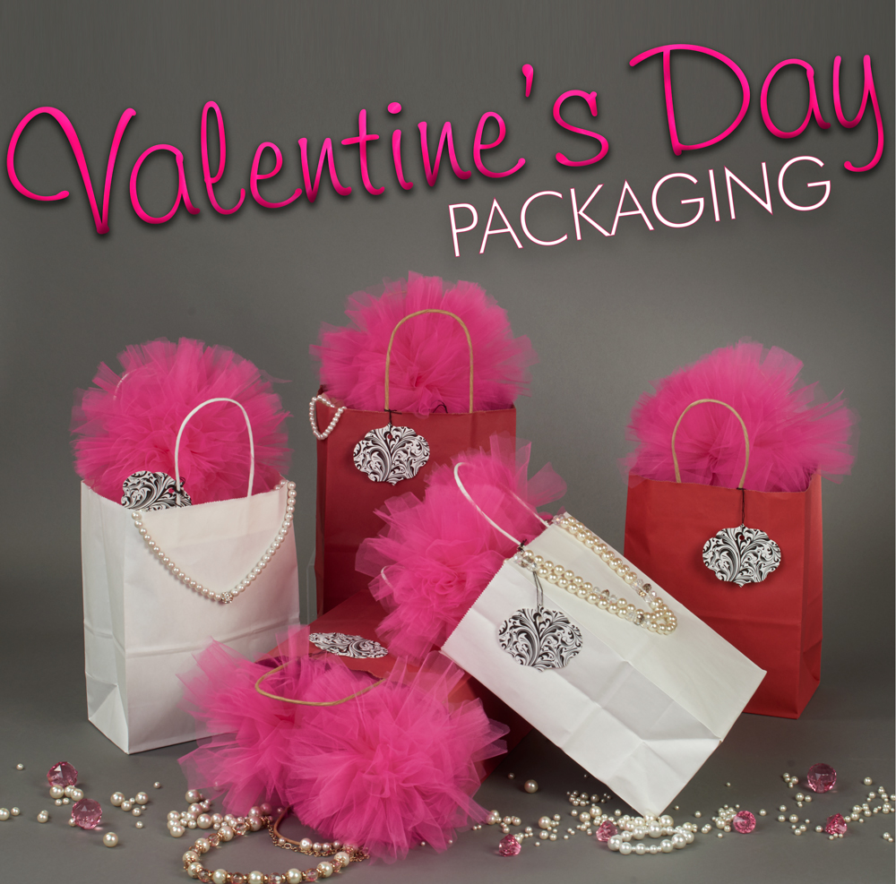 Valentine's Day Packaging