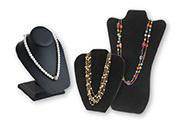 Black Necklace Displays