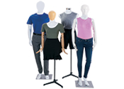 Mannequins & Clothing Forms