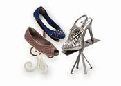 Boutique Shoe Stands