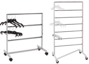 Hanger Storage Systems