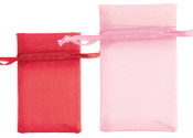 Seasonal Organza Pouches