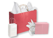 Paper Seasonal Shopping Bags