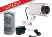 Closeout Security Systems