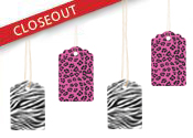 Closeout Tags