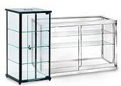 Countertop Portable Display Cases