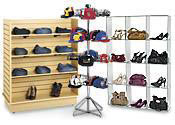 Fixtures, Racks, Shelving