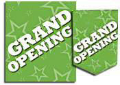 Grand Opening Signs