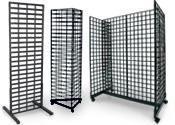 grid wall fixtures