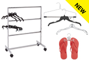 New Hanger and Hanger Storage Systems