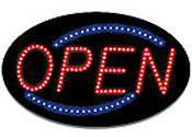 LED/Neon Open Signs