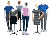 Create Your Own Custom Mannequin