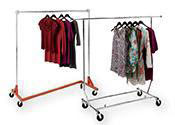 Portable Clothing Racks