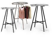 Round Clothing Racks