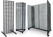 Wire Grid Display Units