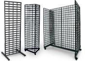 Wire Grid/Slatgrid Display Unit