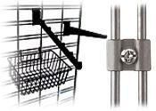 Wire Grid & Slat Grid Accessories