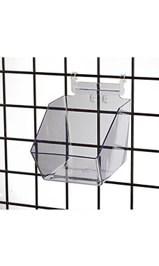 Grid Adapter for Slatwall Trays