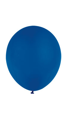 17 inch Blue Latex Balloons