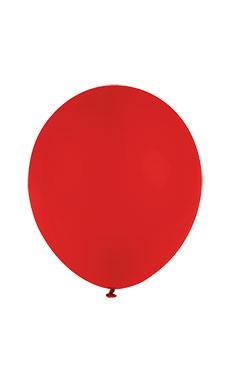 17 inch Red Latex Balloons