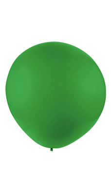 64 inch Gigantic Green Display Balloon