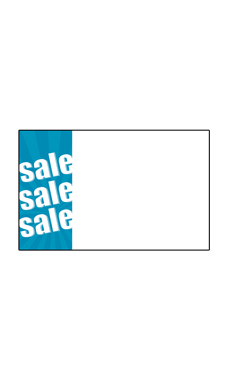 Sale Sign Cards