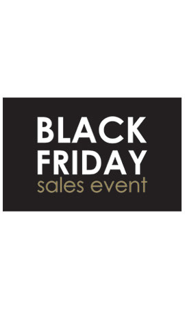 Medium Black Friday Sales Event Card
