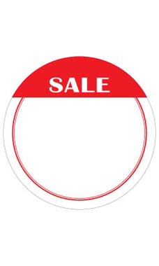 Circle Economy Sale Sign Cards