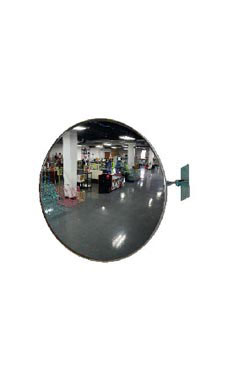 18 inch Convex Security Mirror with Swivel Mount