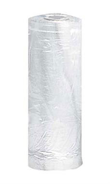 Clear Plastic Garment Bags - Medium